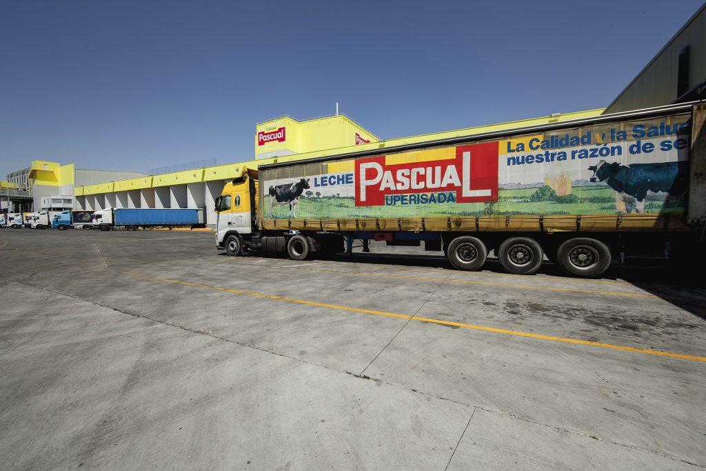 distribución - Leche Pascual