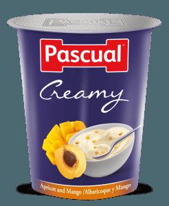 Yogur Creamy Albaricoque-Mango