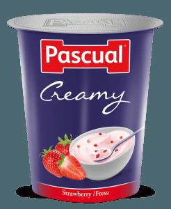 Yogur Creamy Fresa