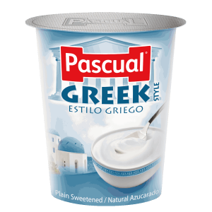 Yogur Griego Natural Azucarado