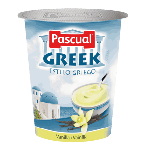 Yogur Griego de Vainilla