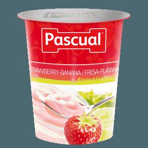 Yogur de Fresa-Plátano